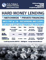 HARD MONEY LENDING OVERVIEW