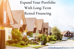 Long-Term Rental Financing